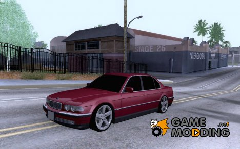 BMW 750i for GTA San Andreas
