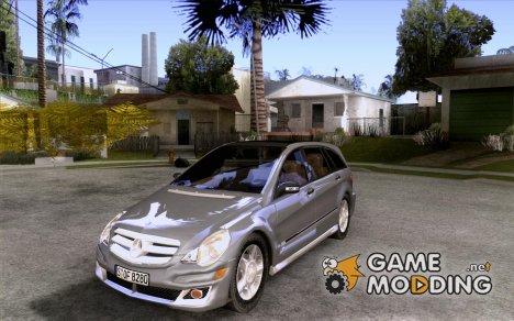Mercedes-Benz R-Class for GTA San Andreas