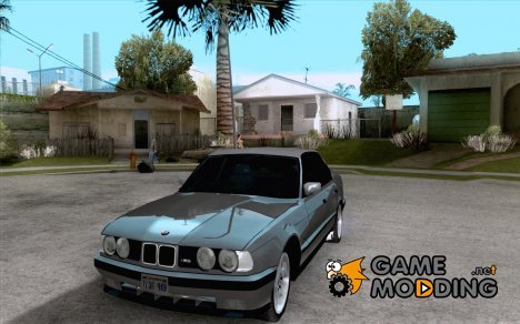 BMW M5 E34 1990 for GTA San Andreas