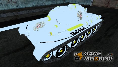 T-44 Migushka 1 for World of Tanks