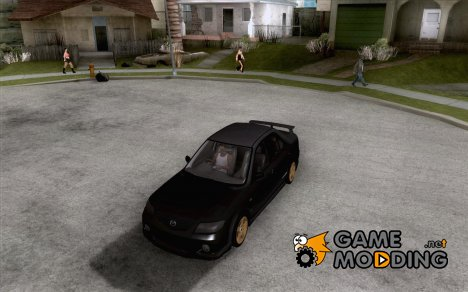 Mazda Mazdaspeed Familia 2001 for GTA San Andreas