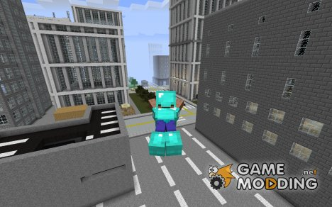 Smart Moving for Minecraft