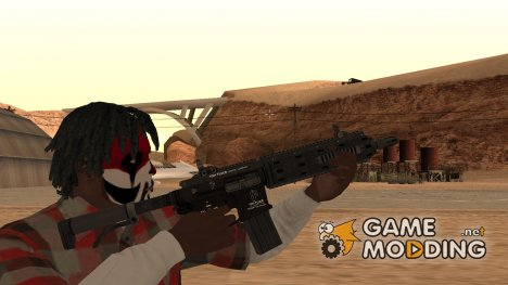 GTA V Vom Feuer Carbine Rifle для GTA San Andreas