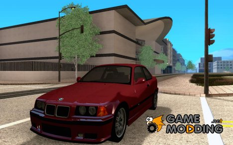 BMW E36 M3 - Stock for GTA San Andreas