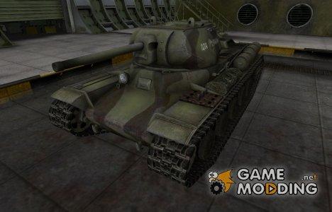 Исторический камуфляж КВ-13 для World of Tanks