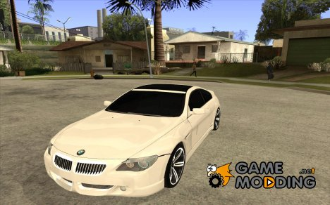 BMW M6 2006 for GTA San Andreas