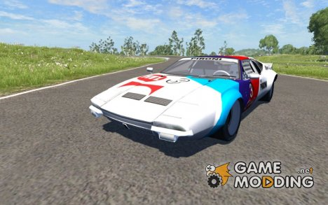 De Tomaso Pantera 1972 for BeamNG.Drive