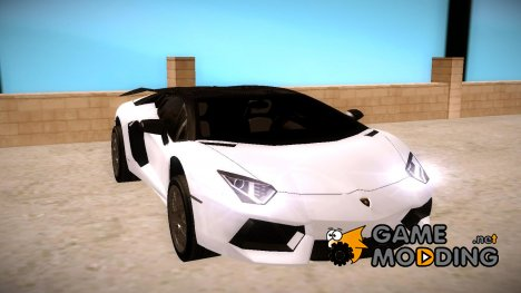 Lamborghini Aventador LP760-2 EU for GTA San Andreas