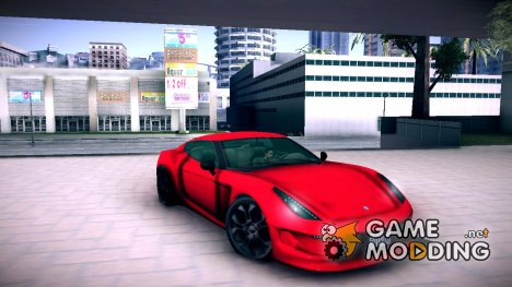 Carbonizzare GTA V для GTA San Andreas