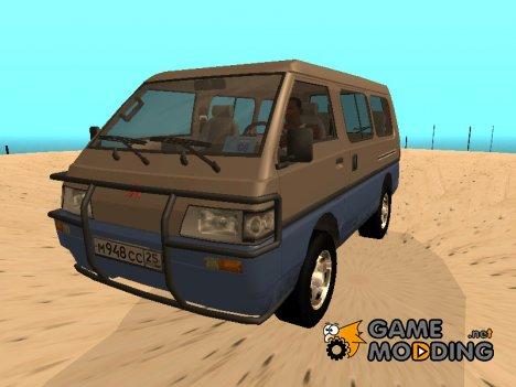 Mitsubishi Delica for GTA San Andreas