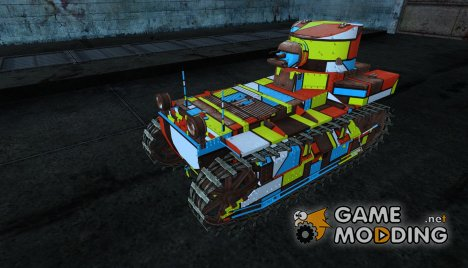 T1 Cunningham от sargent67 2 для World of Tanks