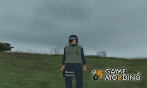 Изумо из Наруто HD для GTA San Andreas