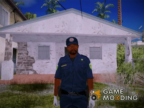GTA V Paramedic LS for GTA San Andreas