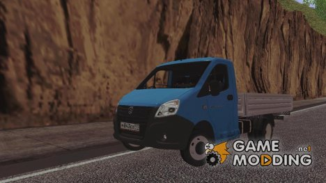 Газель Next for GTA San Andreas