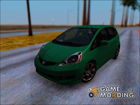 2009 Honda Fit Sport for GTA San Andreas
