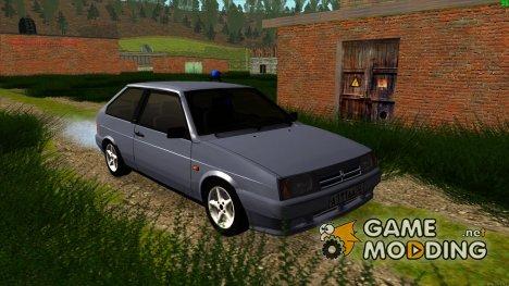 ВАЗ 2108М v1 (Депутатская) для GTA San Andreas