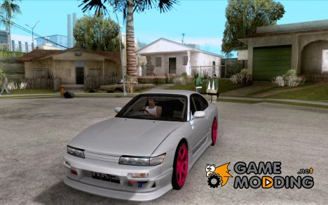 Nissan Silvia S15 face S13 V.2 for GTA San Andreas