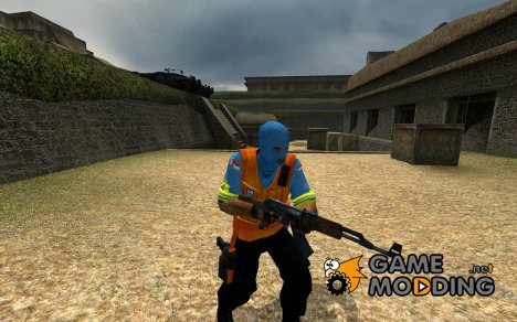 Royal Navy Phoenix для Counter-Strike Source