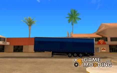 Schmitz Firanka для GTA San Andreas