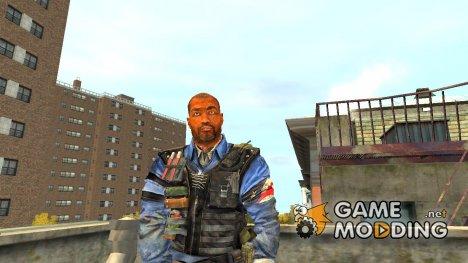 Бун Карлсон for GTA 4