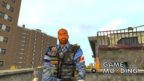 Бун Карлсон для GTA 4