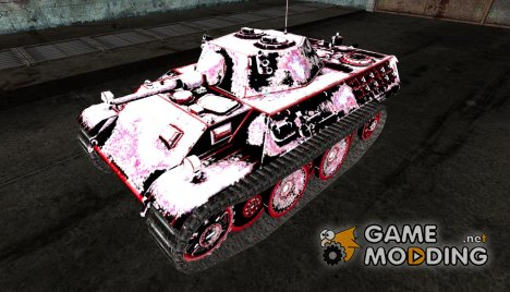 Шкурка для VK1602 Leopard for World of Tanks