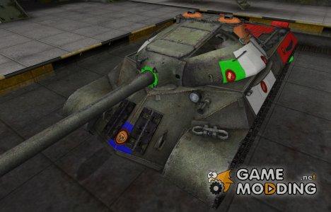 Качественный скин для ИС-3 для World of Tanks