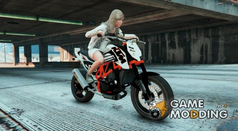 KTM Duke 690 - Street Edition  for GTA 5
