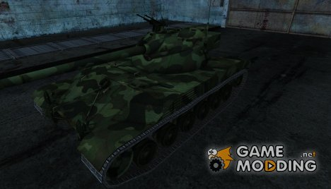 Шкурка для Bat Chatillon 25 t №6 for World of Tanks