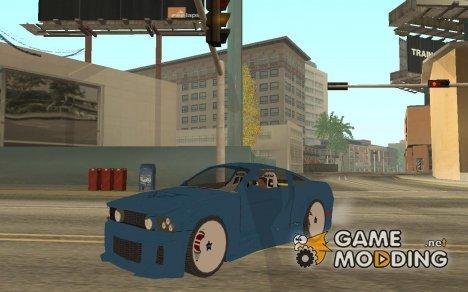 Ford Mustang GT 2005 SA for GTA San Andreas