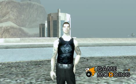 David Belle for GTA San Andreas