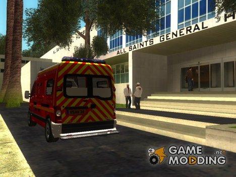 Оживлёние больниц в Лос Сантосе for GTA San Andreas