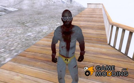 IV Multiplayer Zombie для GTA San Andreas
