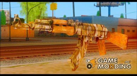 AK-47 from Rekoil v.3 for GTA San Andreas