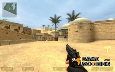 Beretta M93R for Counter-Strike Source