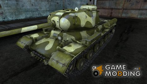 ИС Pbs для World of Tanks