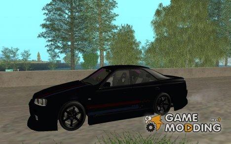 Nissan Skyline ER34 для GTA San Andreas