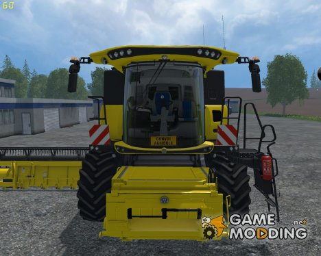 New Holland CR9.90 Yellow для Farming Simulator 2015
