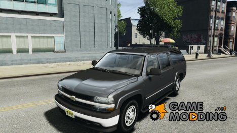 Chevrolet Suburban 2006 V1.1 CIVIL для GTA 4