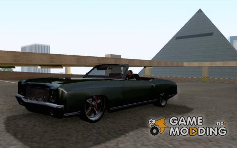1970 Chevrolet Monte Carlo for GTA San Andreas