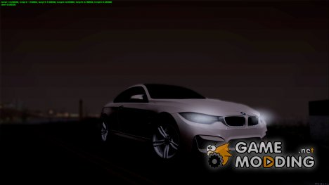BMW M4 2015 for GTA San Andreas