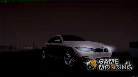 BMW M4 2015 для GTA San Andreas
