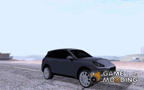 Porsche Cayenne Turbo 2012 for GTA San Andreas