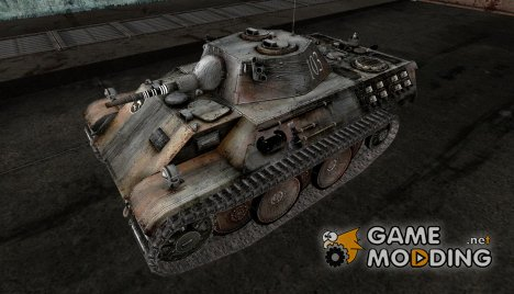VK1602 Leopard 13 для World of Tanks