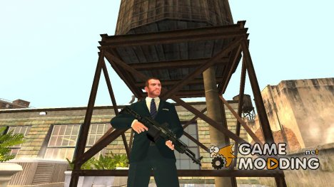 AK-47 Tactical Gunner for GTA 4
