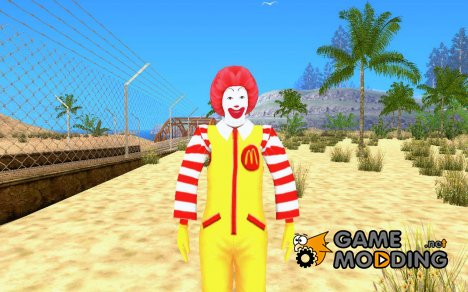 McDonald's for GTA San Andreas
