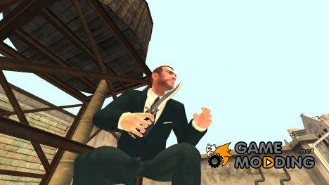 """Элитный боевой нож """"Raider Blade"""" v.3 for GTA 4"""