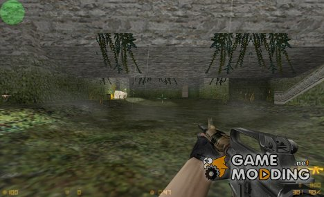 Black Hawk Down M4 для Counter-Strike 1.6