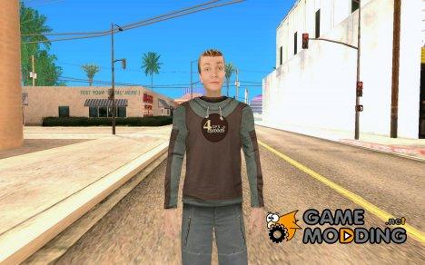 Николай Наумов for GTA San Andreas