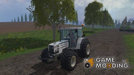 Hurlimann H488 для Farming Simulator 2015